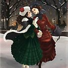A Christmas Waltz by blackdaisies
