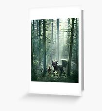 Story Greeting Card