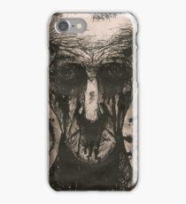 Ink Face iPhone Case/Skin