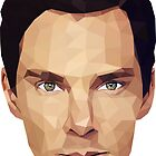 Benedict Cumberbatch by kingswag