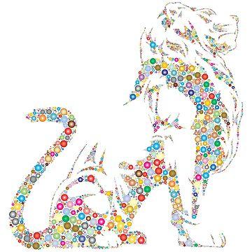 Lion5 by Turiddu