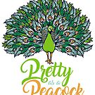 Pretty As A Peacock by SavvyTurtle