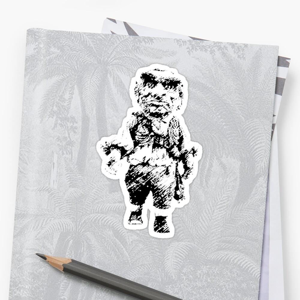 Hoggle - Transparent by Jon Winston