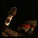 Old Books and Camera- TTV by RodriguezArts