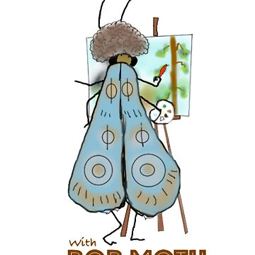 The Artist Bob Moth by VictorIos