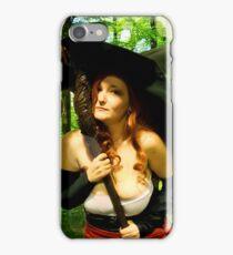 Sorceress - Forest Magic iPhone Case/Skin