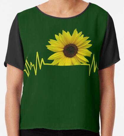 sunflowerbeat Chiffontop für Frauen