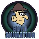 Boyd Animation Logo by boydanimation