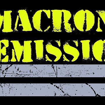 Gilets Jaunes ~ Macron Demission by EddieBalevo