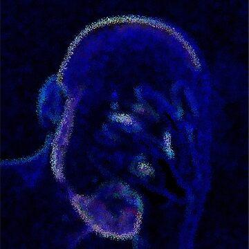 Self Portrait #3 by pauljamesfarr