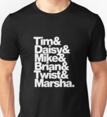 Ensembles: Spaced Unisex T-Shirt