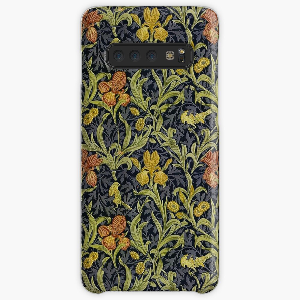 WILLIAM MORRIS COLLECTION DETAIL 1011 Case & Skin for Samsung Galaxy