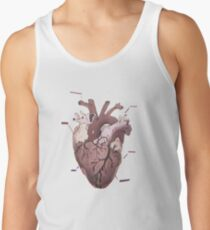 Chloe Price Heart Design  Tank Top