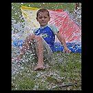 baylee splash down by Ron  Wilson