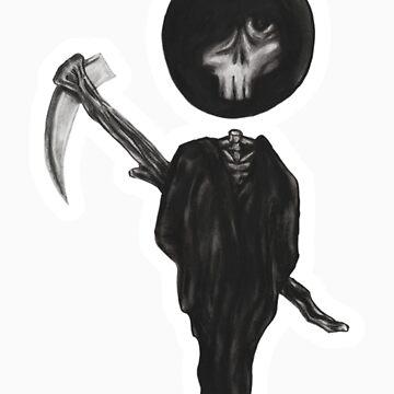 bic reaper by burntwoodstudio