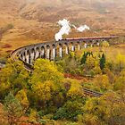 Glenfinnan Viaduct by Irina Chuckowree