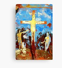 Original oil painting on canvas for giclee Canvas Print