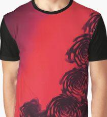 dark red rose Graphic T-Shirt