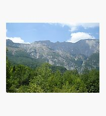an incredible Macedonia landscape Photographic Print