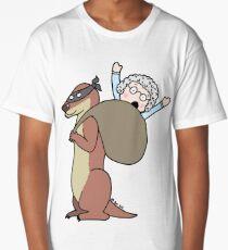 Gran Theft Otter Long T-Shirt