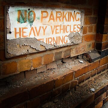 no parking by Richariri