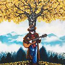 'BALLAD FOR THE LAST TREE OF AUTUMN' by Jerry Kirk