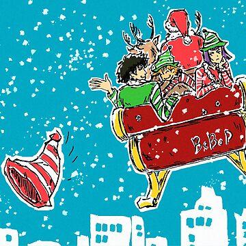Christmas Bebop by d2071