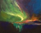 Aurora Borealis by Michael Creese