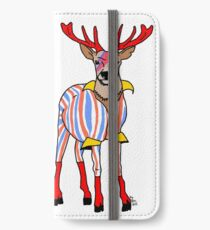 Deervid Bowie iPhone Wallet/Case/Skin