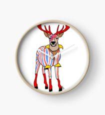 Deervid Bowie Clock
