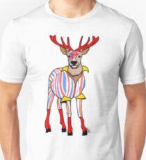 Deervid Bowie Unisex T-Shirt