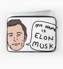 My Name Is Elon Musk Laptop Sleeve