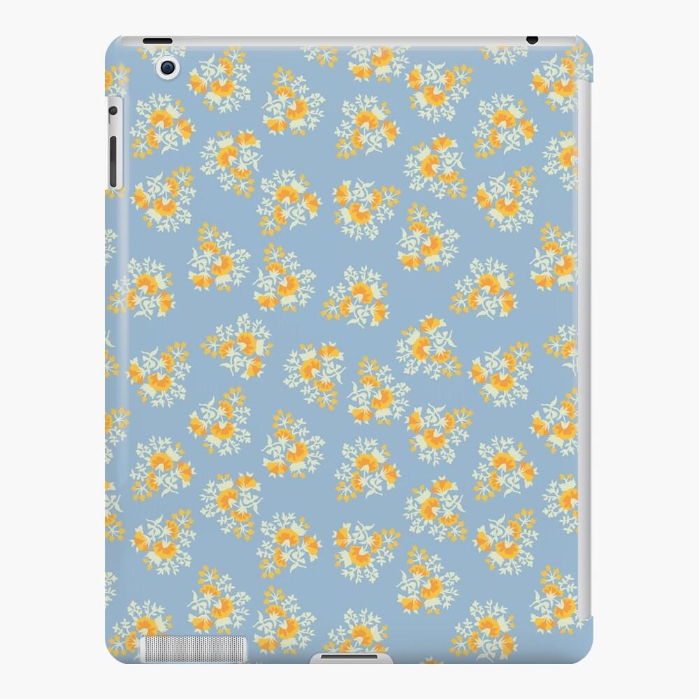 Helle Blumen 2 iPad-Hülle & Skin