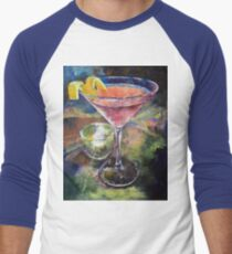 Martini Men's Baseball ¾ T-Shirt