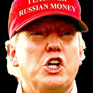 Trump Maga Hat - Follow the Rubles by Thelittlelord