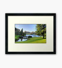 Stourhead Gardens Framed Print