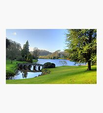 Stourhead Gardens Photographic Print