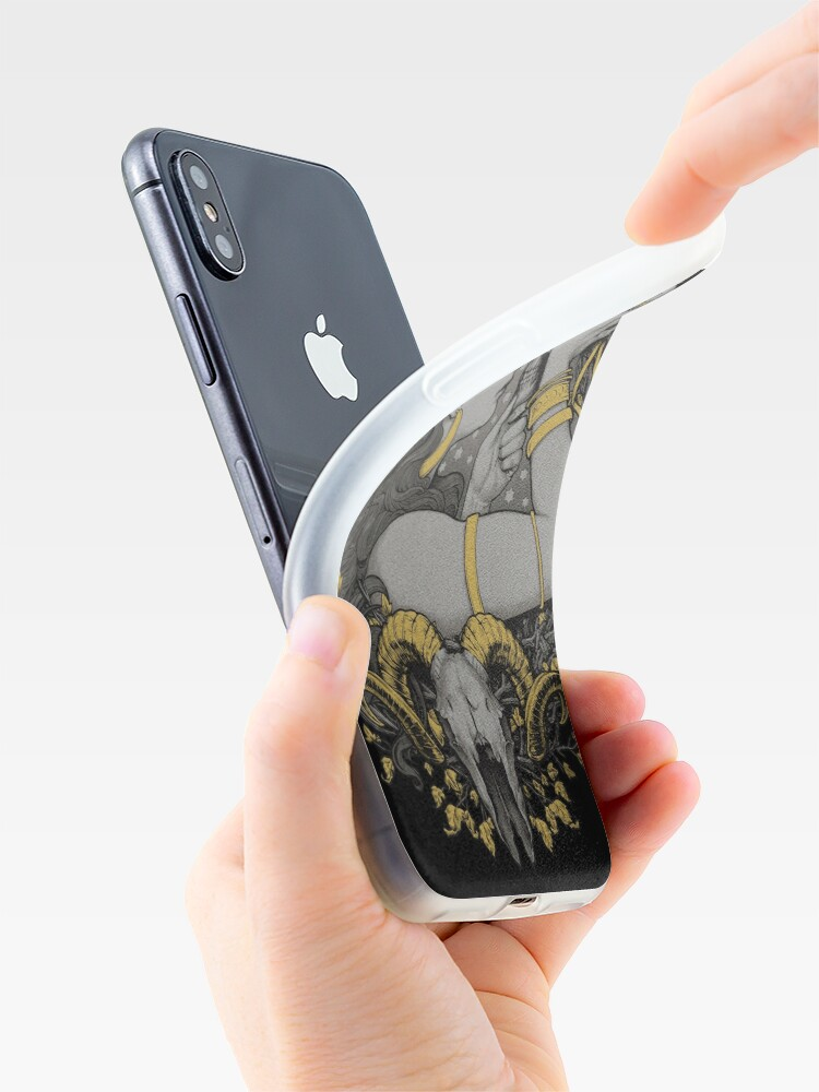 Alternate view of THE WITCH iPhone Case & Cover