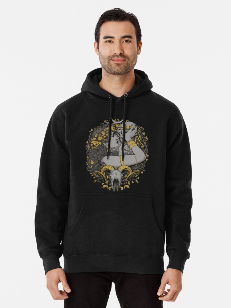 Alternate view of THE WITCH Pullover Hoodie