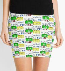 French Lego Mini Skirt
