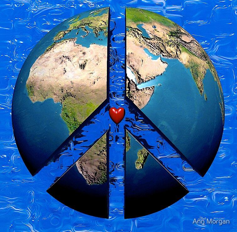 cea(*pe@pc#aep...*peace!!* by Ann Morgan