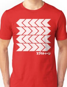 Takoroka Red Vector Tee Unisex T-Shirt
