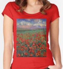 Arabesque Women's Fitted Scoop T-Shirt