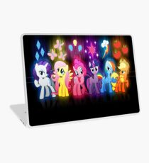 My Little Pony Neon Poster Laptop Skin