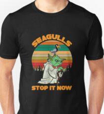 Seagulls Stop it Now Unisex T-Shirt