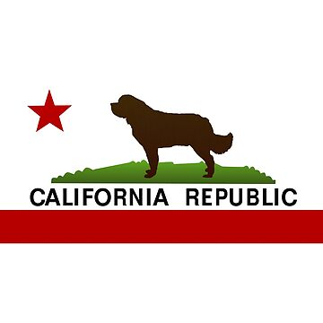 California Newfie Flag by itsmechris