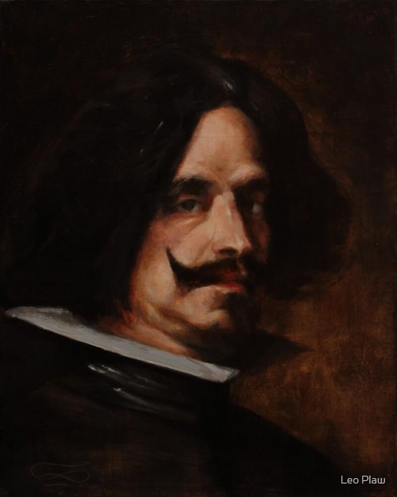 Diego Velázquez by Leo Plaw