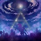 Die Legende von Zelda von LunarAphelion