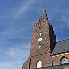 St. Nikolaj Church, Nakskov. Denmark by hans peðer alfreð olsen