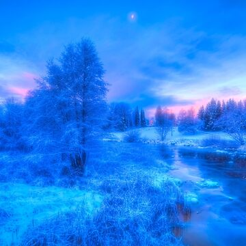 The First Snow 2 by wekegene